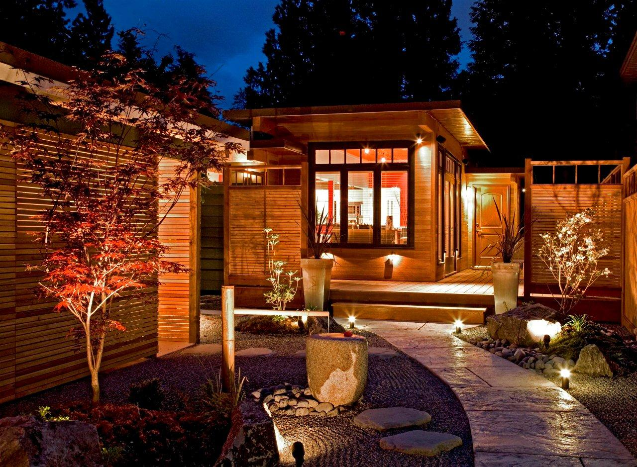 Complete Home Renovation West Coast Zen