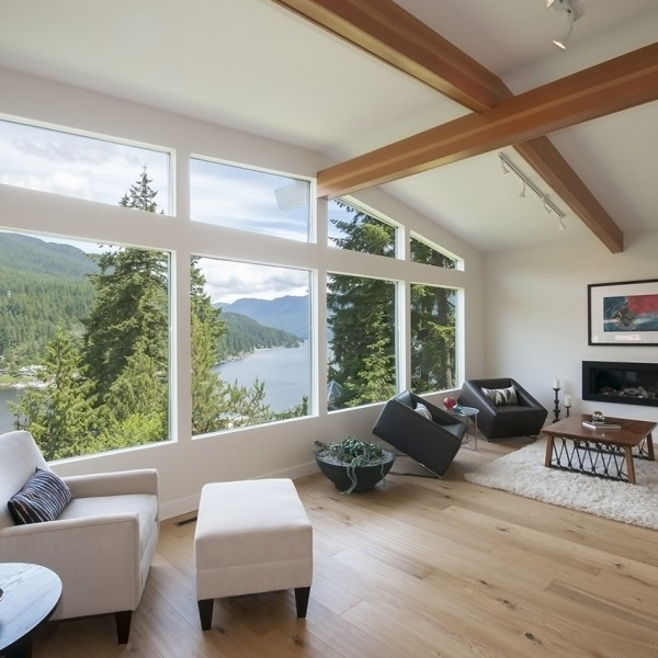 Custom Home Renovation Amazing View